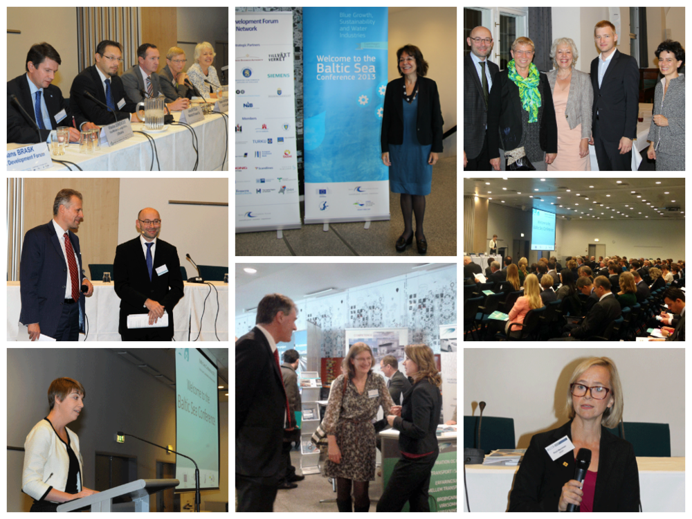 Baltic Sea Conference 2013 Photos now on Flickr