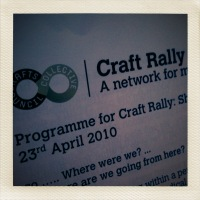 Craft Rally 2: Sheffield