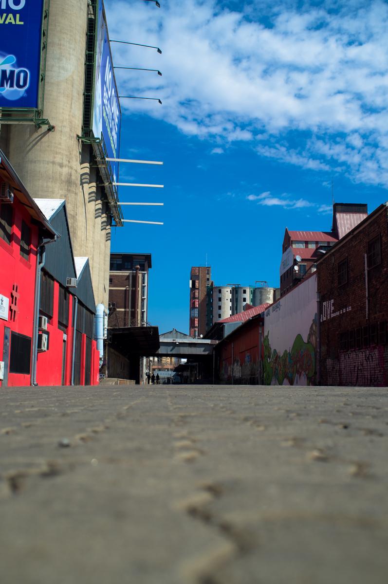 NewARC's street