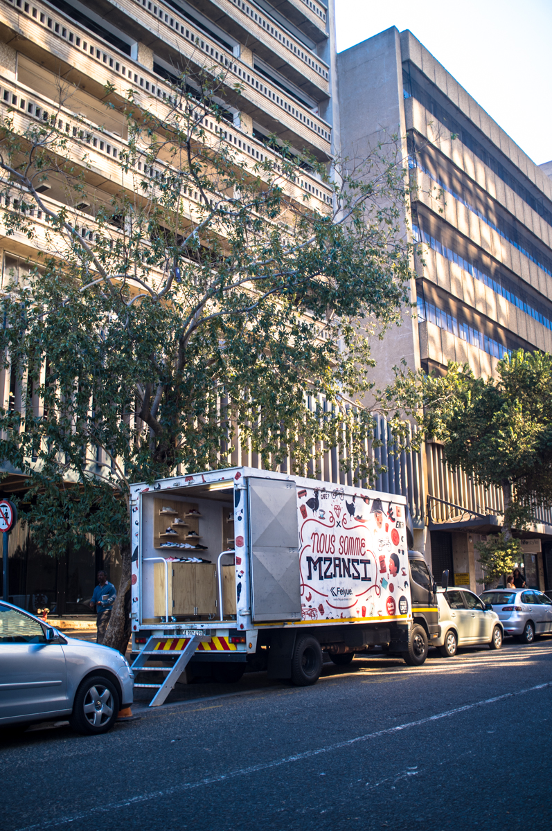 Braamfontein independent shops