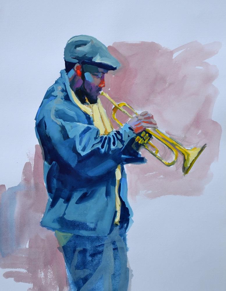 trumpet (1) gouache.JPG