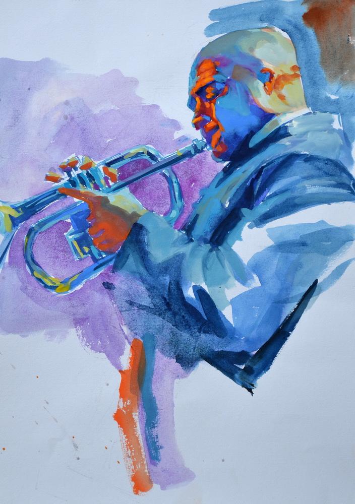 trumpet (2) gouache.JPG