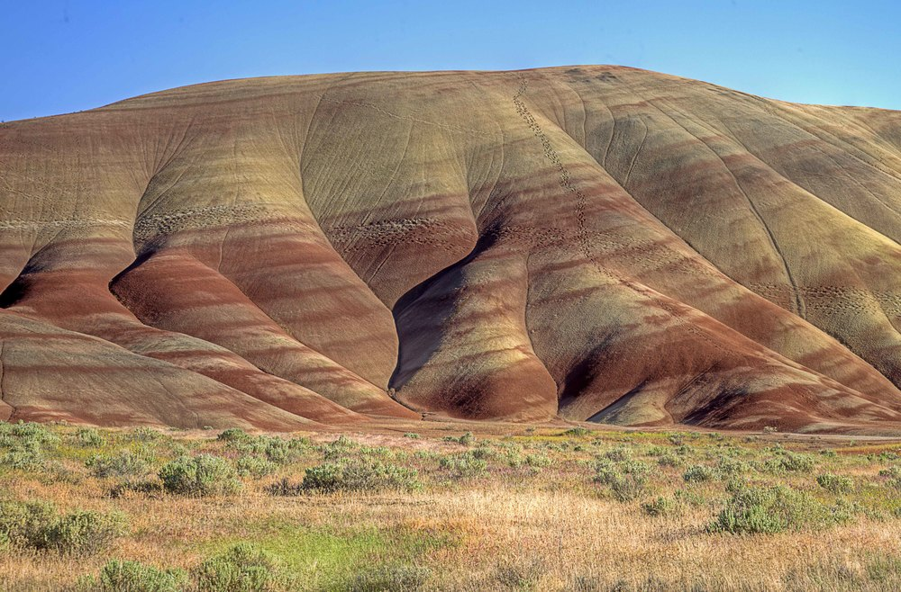 Painted Hills, John Day, OR