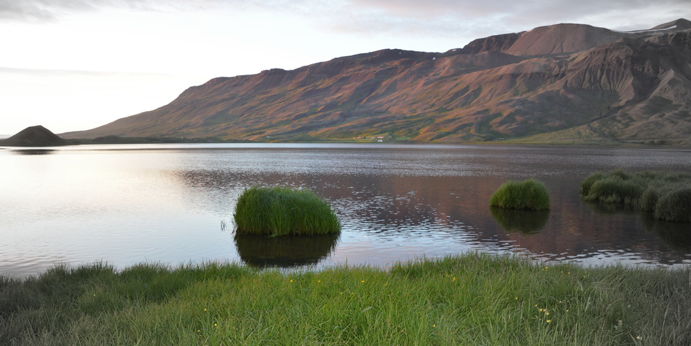Midnight in Iceland, taken by Coert Zachariasse at the 2013 McDonough Annual C2C®conference. August 2013