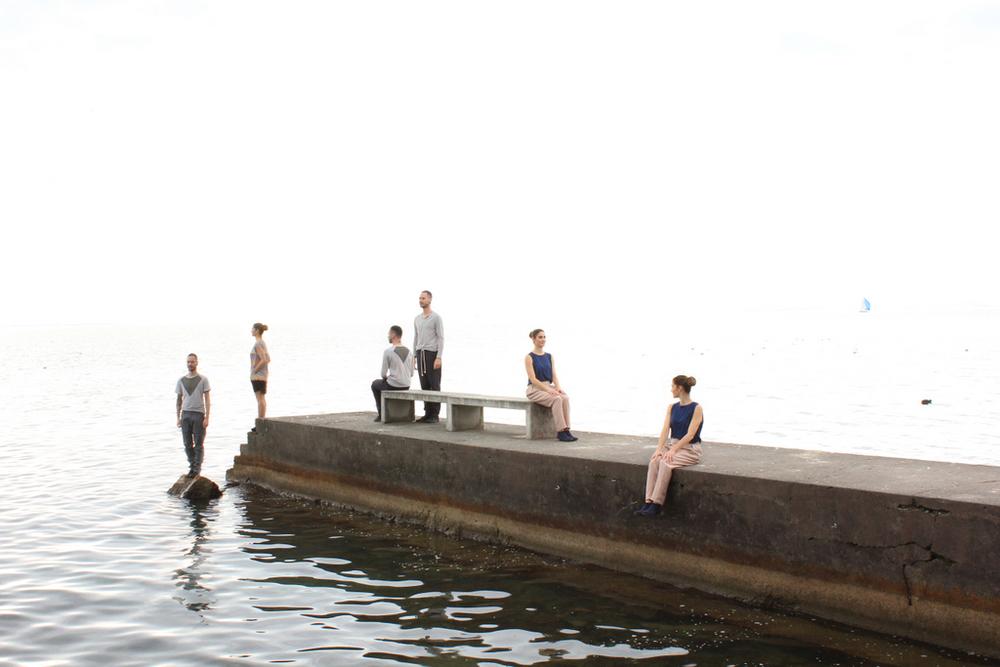 Pictures by Elie Chapuis / Hélium Films //Models: Malika, Pénélope, Rachel, Ulrich