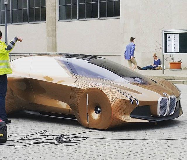 Jetzt will ich doch nen BMW