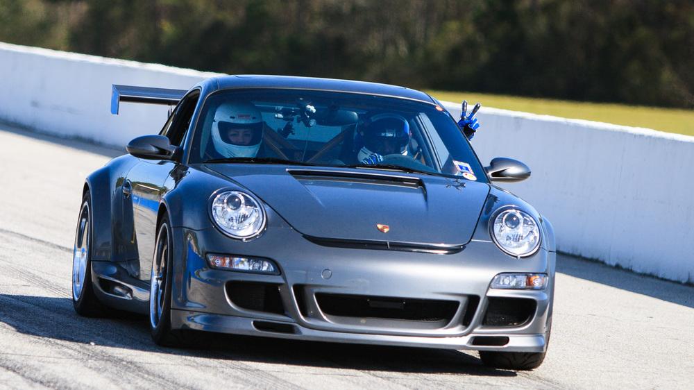 Porsche 911 GT3– Roebling Road Raceway, Georgia