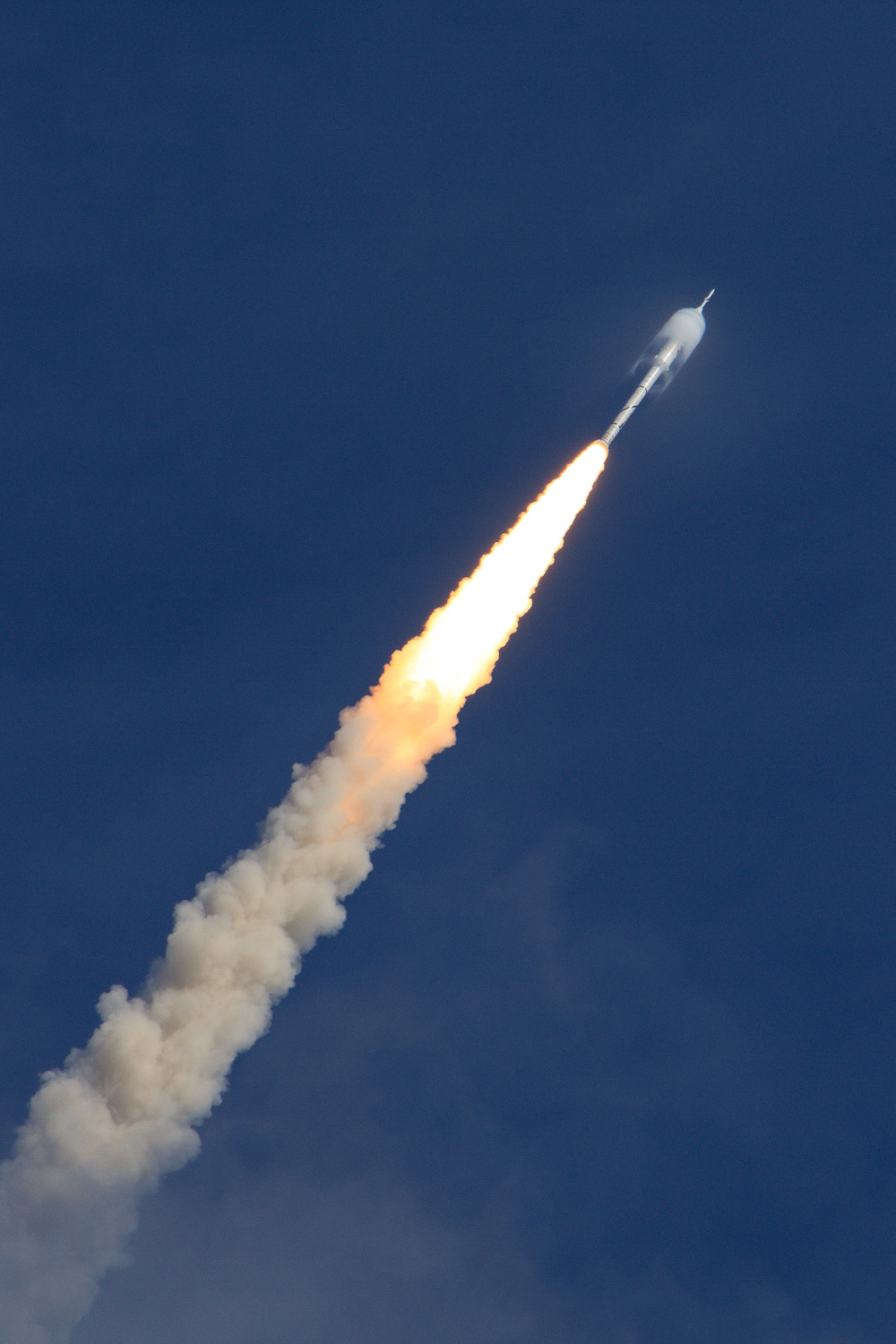 A Successful Launch of Ares I-X