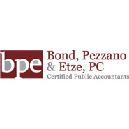 Bond, Pezzano & Etze, PC Full service Accounting, Tax, and Audit firm located in Collegeville and Philadelphia, PA.