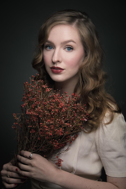 Model, Hair Stylist & Makeup Artist: Maurie DavidsonPhotographer: James JollayCopyright © James Jollay. All Rights Reserved