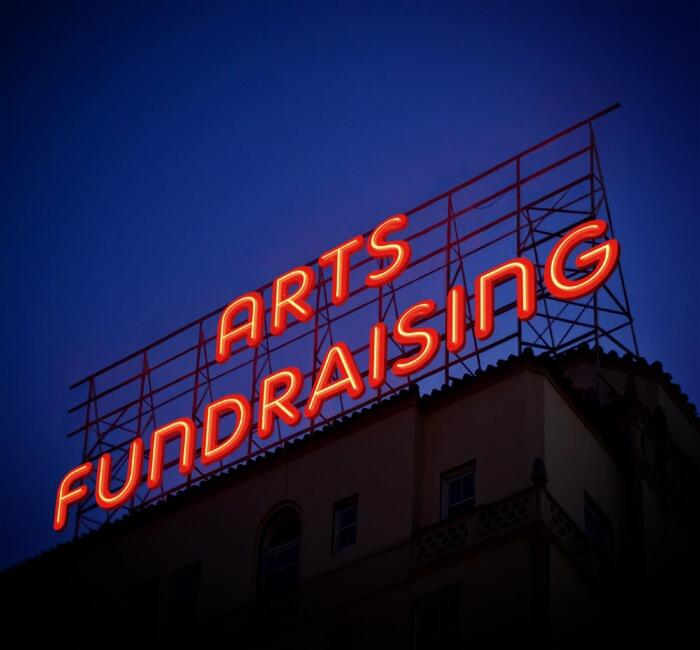Image via ArtsFundraising on Twitter