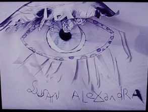 Susan Alexandra short film by Matthew Sabato of Measuring the Marigold, 2013.