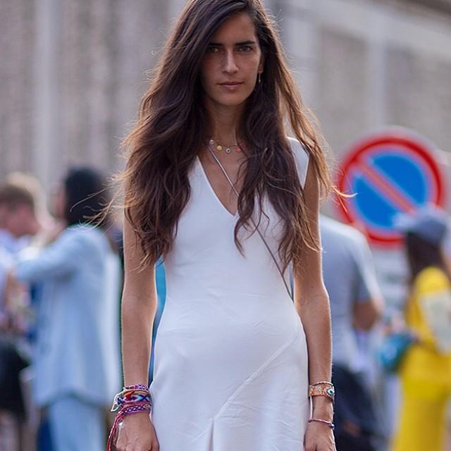 Chiara Totire of Vogue Nippon in Susan Alexandra, July 2014