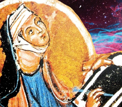Mystic, Scientist, Scholar, Nun: Music ofHildegard von Bingen - Saturday, May 11, 7:30pmSt. Louis King of FranceCatholic Church Chapel7601 Burnet RoadSunday, May 12, 3:00pmSt. John's United Methodist2140 Allandale Road