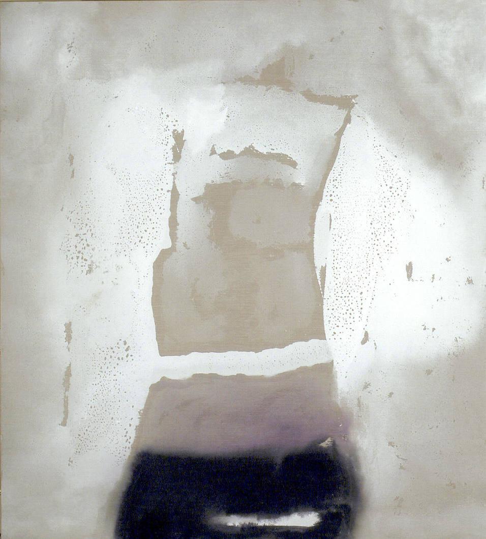 """senza titolo, dalla serie """"Immagini della memoria"""", 2004, tempera acrilica su tela, cm 200 x 150  untitled,from the series """"Immagini della memoria"""", 2004, acrylic tempera on canvas, cm 200 x 150"""
