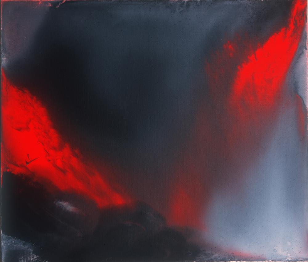 20 maggio, 2006, olio su tela, cm 59 x 69  20 maggio, 2006, oil on canvas, cm 59 x 69