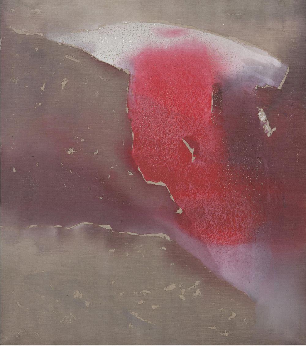 Ares, 2004, tempera acrilica su tela, cm 200 x 180  Ares, 2004, acrylic tempera on canvas, cm 200 x 180
