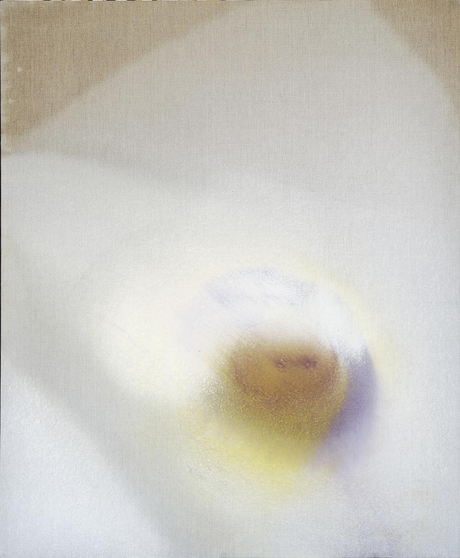 6 febbraio,2009, olio su tela, cm 110 x 90  6 febbraio, 2009, oil on canvas, cm 110 x 90