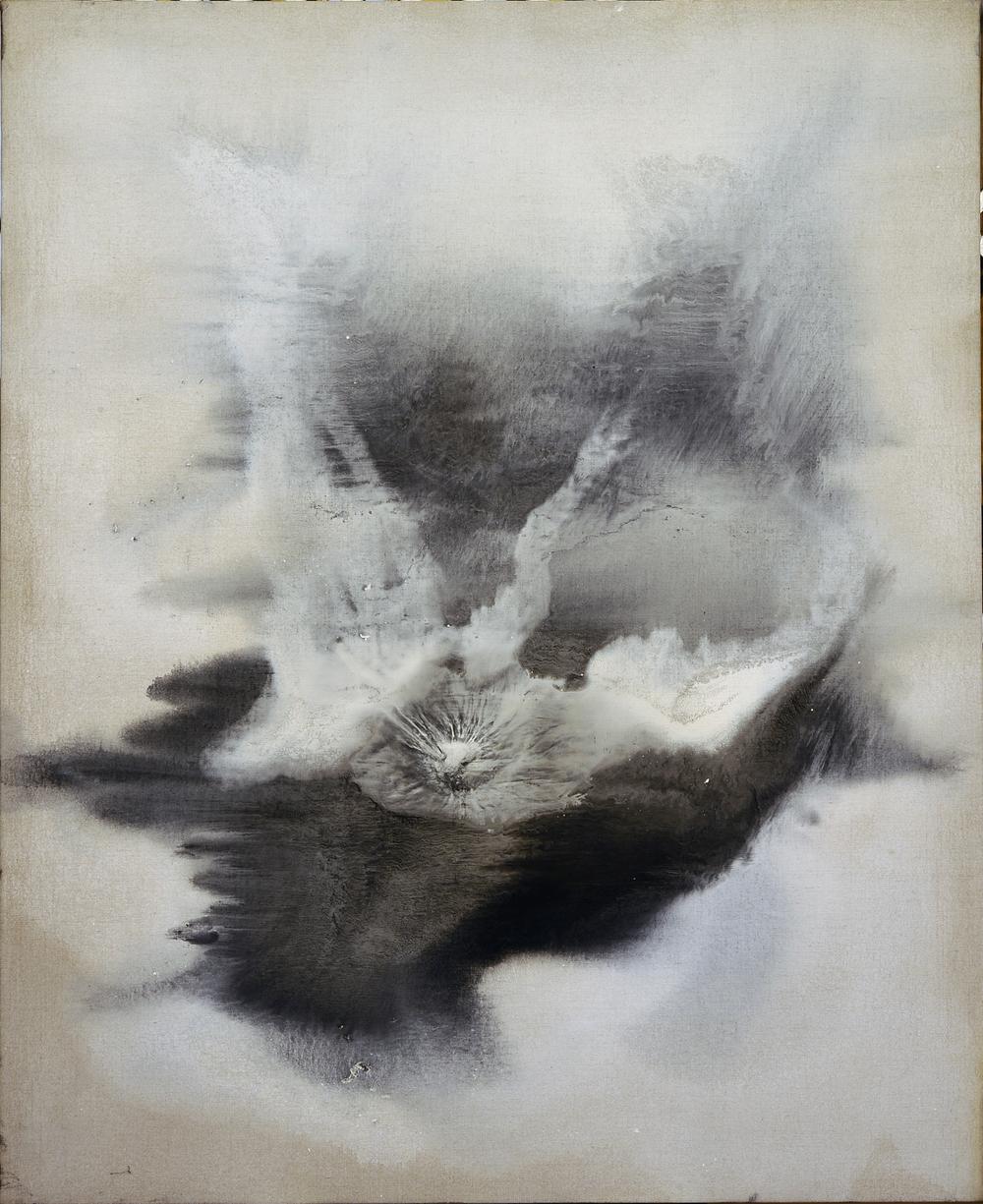 22 giugno,2013, olio su tela, cm 110 x 90  22 giugno, 2013, oil on canvas, cm 110 x 90