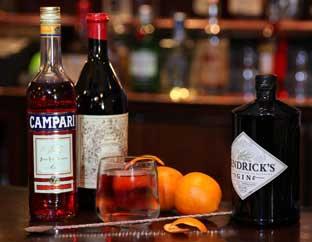 Classic Cocktail: Negroni