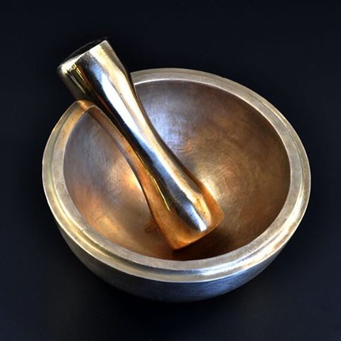 Working through images and postings for our bronze mortar and pestles.  Series of 10.  Each one is unique and was cast by hand in the USA from solid bronze.  Lasts forever and doesn't require charging!