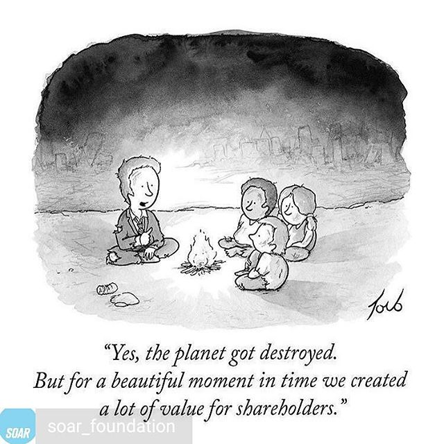 from @soar_foundation -  @tbtoro Amazing cartoons for the @newyorkermag #parisclimateagreement #nextgeneration #trump #ignorance #globalwarming #cleanenergy #makeadifference - #regrann