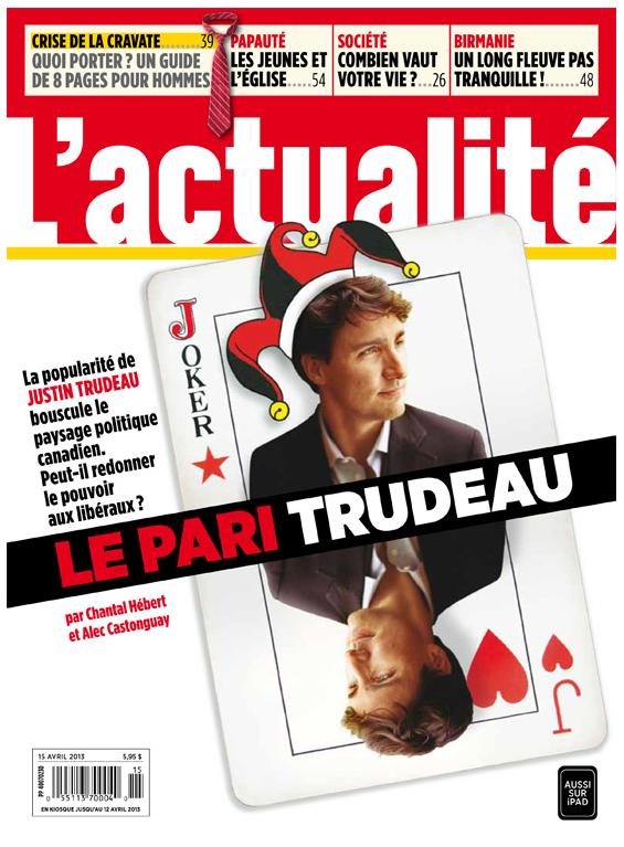 Le magazine L'a... L Actualite