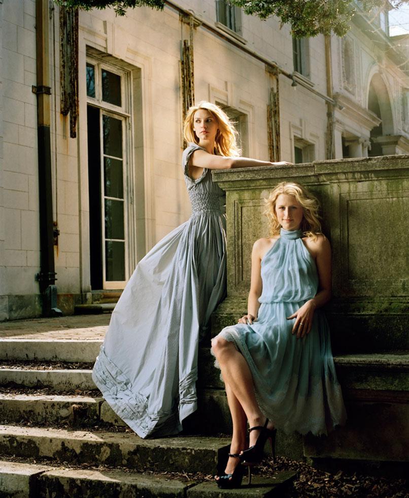 Claire Danes & Mamie Gummer