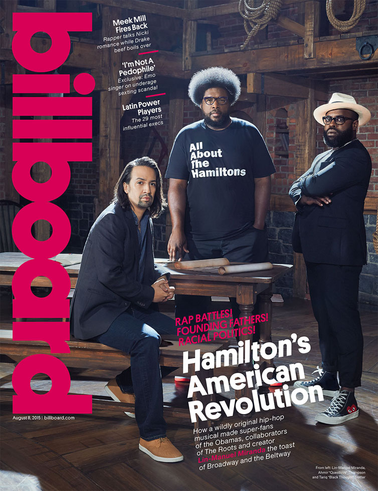 Lin-Manuel Miranda & The Roots