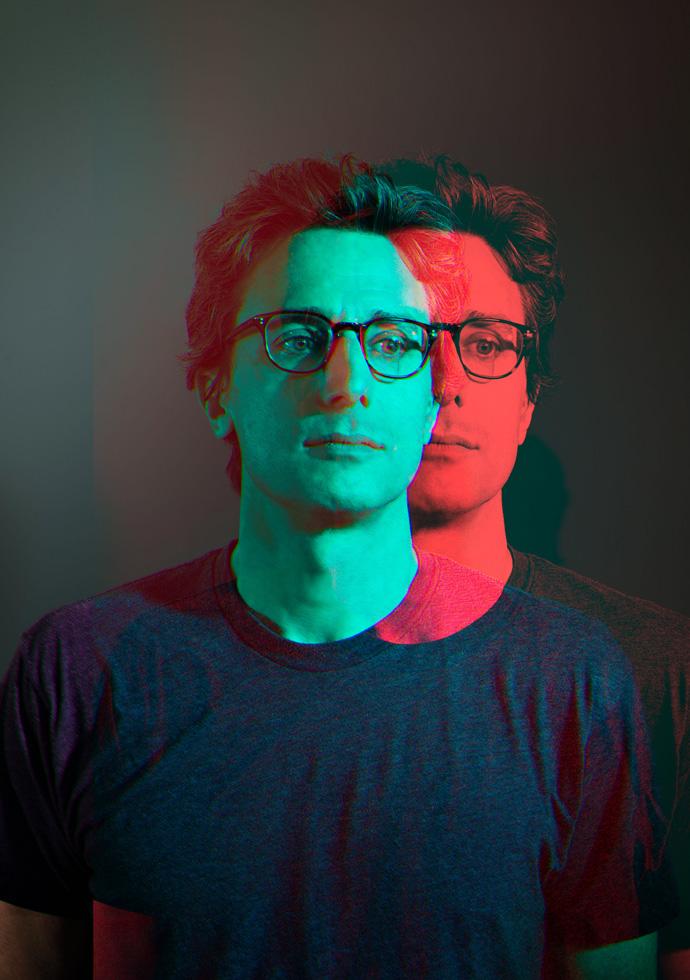 Jonah Peretti, CEO of BuzzFeed