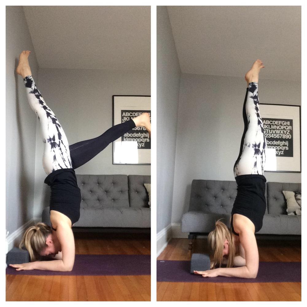 pincha mayurasana posture clinic 3