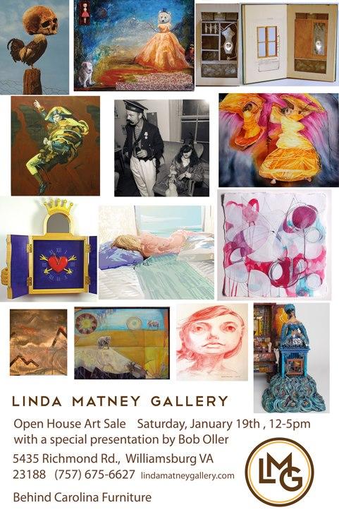 open house art sale linda matney gallery rh lindamatneygallery com