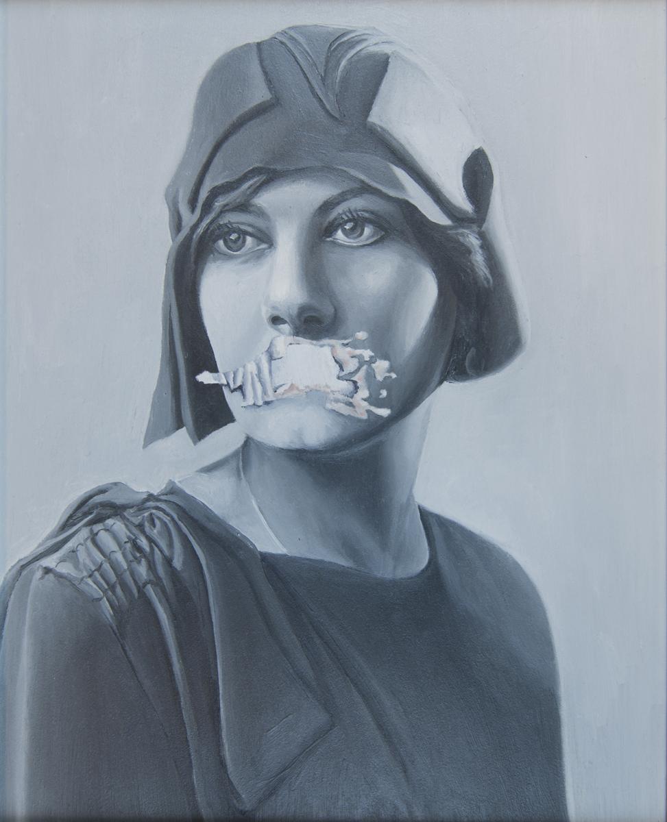 "Christi Harris:  ""Silenced"""