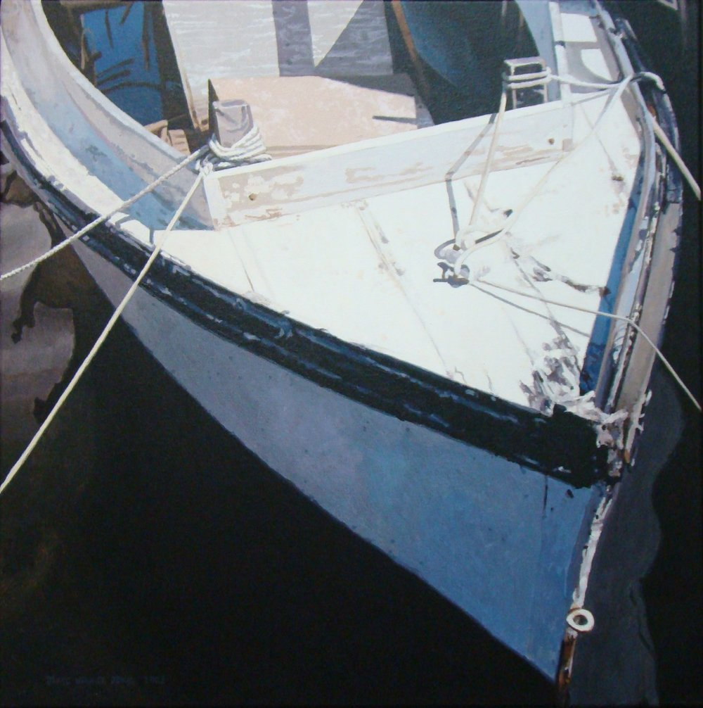 Jones, James Warwick Workboat Bow-Deep Creek.jpg