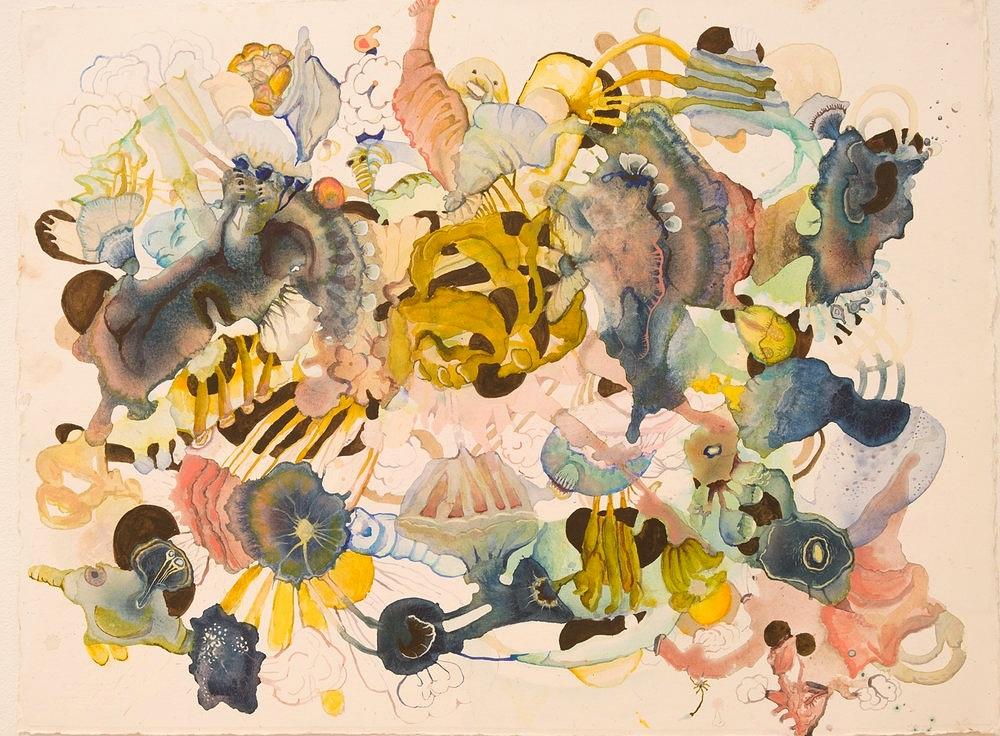 Rebecca Brantley, Untitled #2, 2017