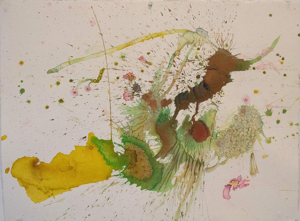 Rebecca Brantley, Untitled #2 , 2010