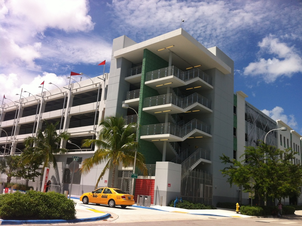 Copy of Miami Marlins Parking Garage*