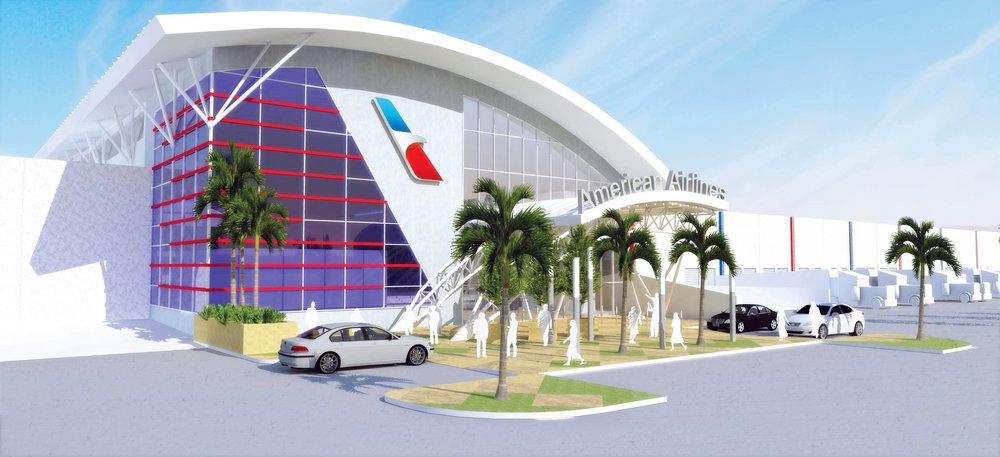 Copy of MIA American Airlines Cargo Facility*