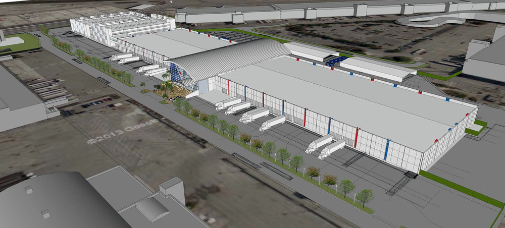 Copy of MIA American Airlines Cargo Facility*