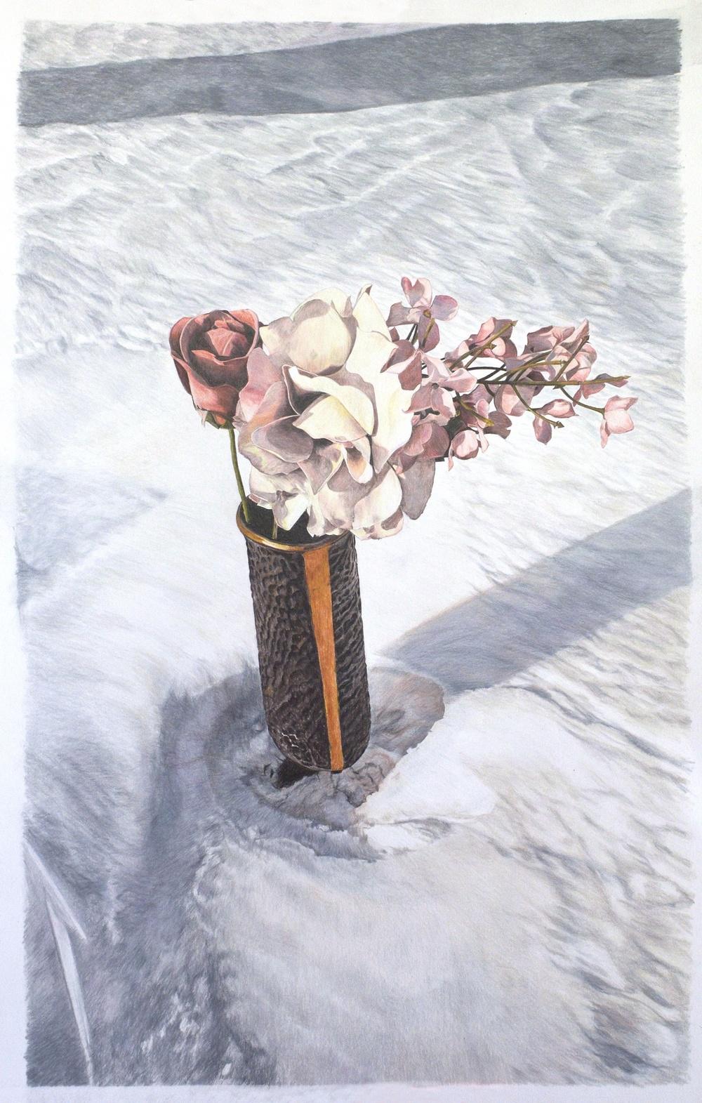 Snow Flowers #1