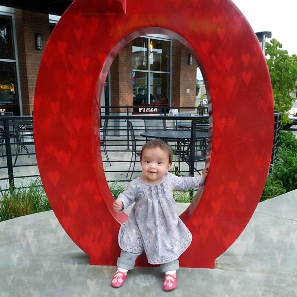 Baby in a Zero, final image