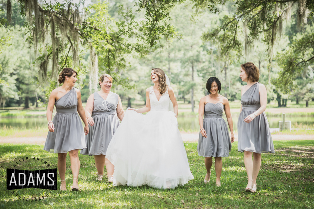 retreat at bradley's pond wedding