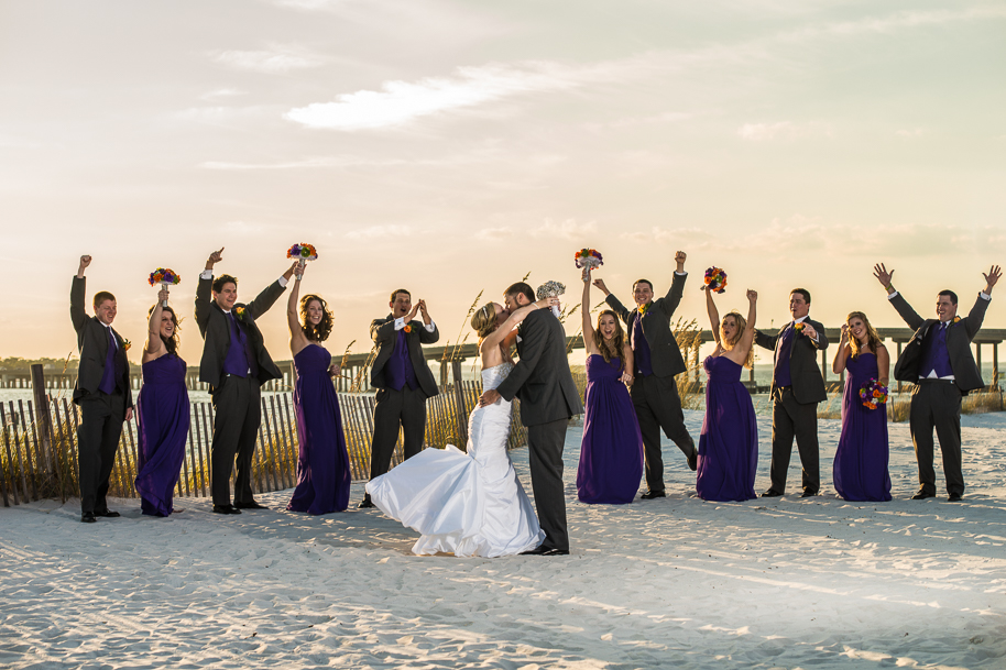 destin wedding photographer emerald grande wedding