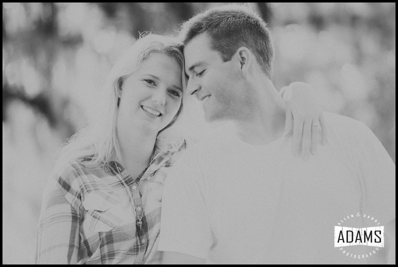 Allen Adams Photography tallahassee engagement
