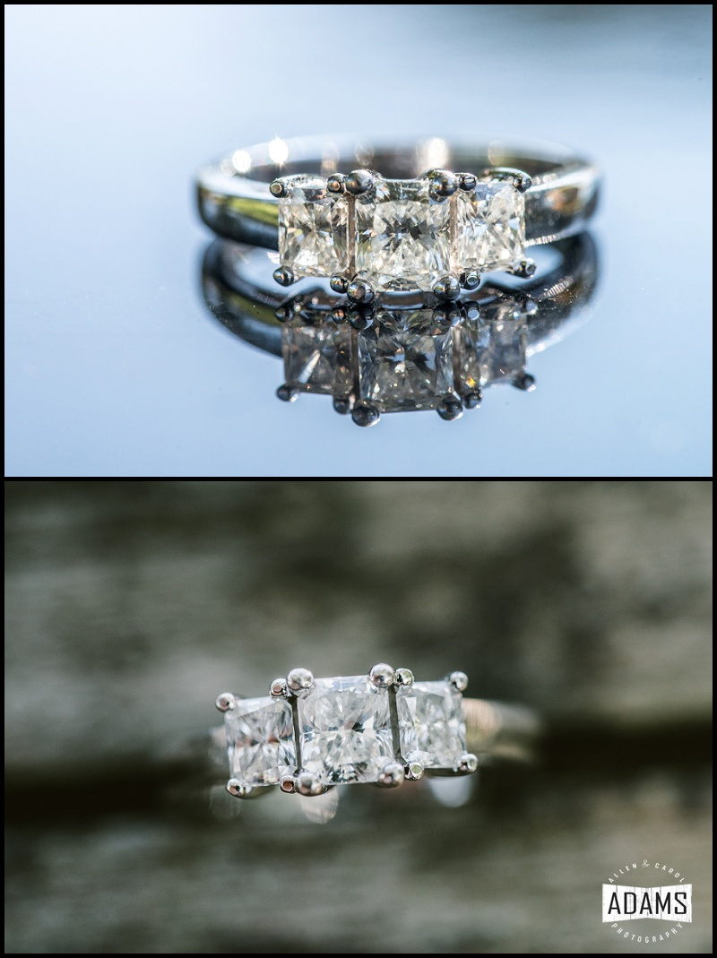 Allen's ring shots are my favorites!  His creativity really shines in these. (Pun intended) :-)