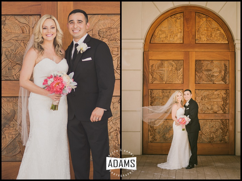 Mission San Luis Wedding Photographer