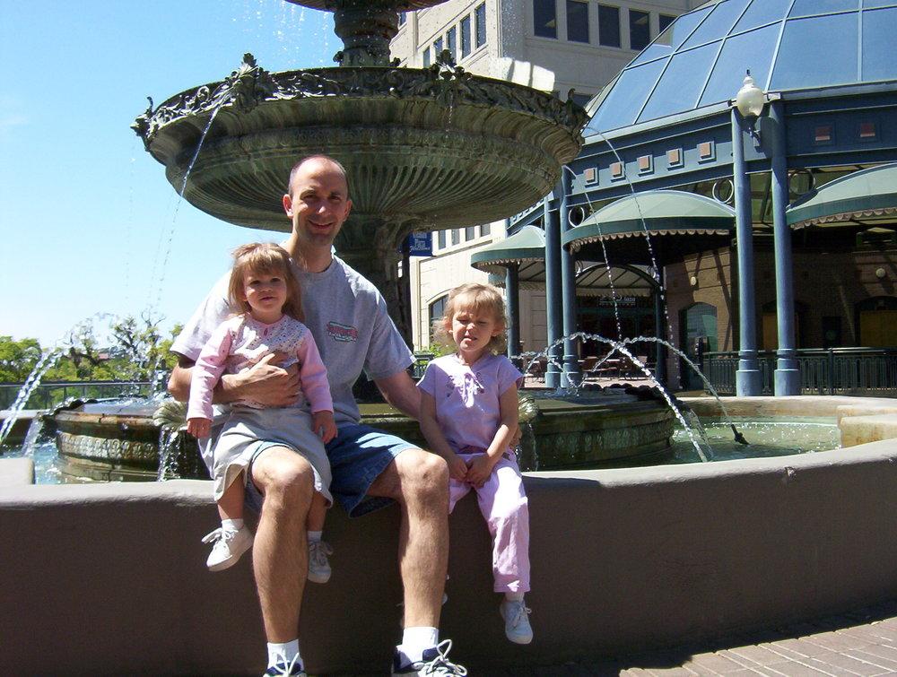 Kleman Plaza Fountain
