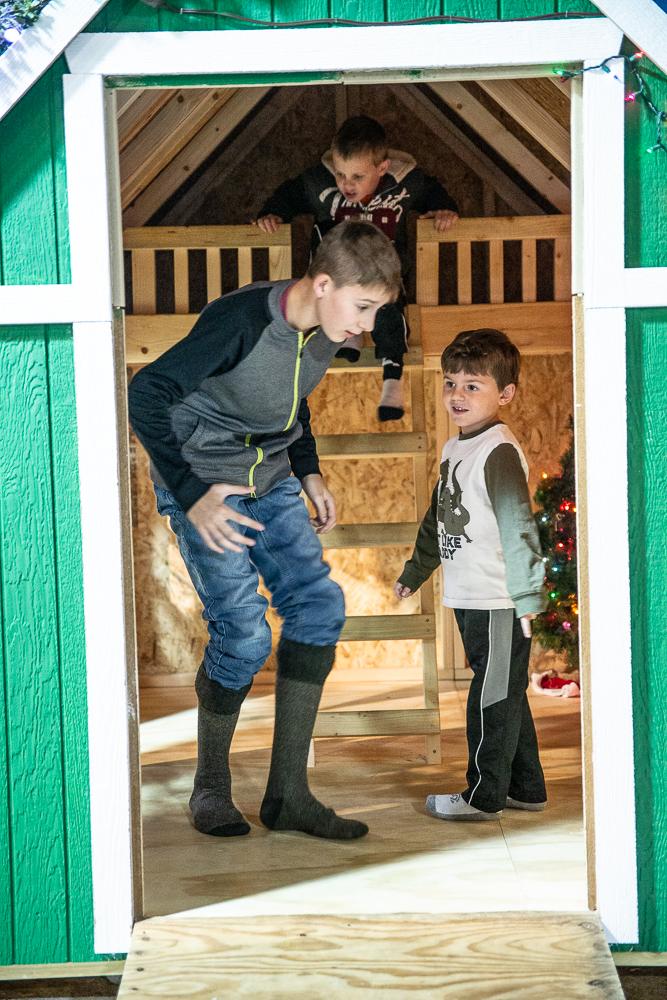 Santa's Village Playground