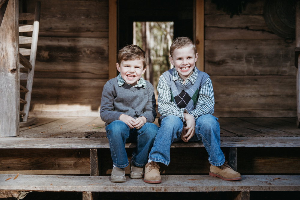 The most handsome little guys!