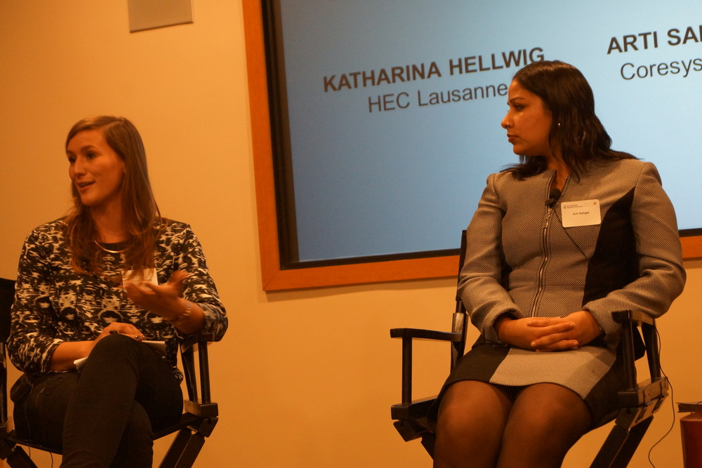 """Markets are social systems that exist within a specific environment"" – Katharina Hellwig, HEC Lausanne"